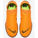 Nike indoor soccer shoes MercurialX Superfly VI Academy IC orange