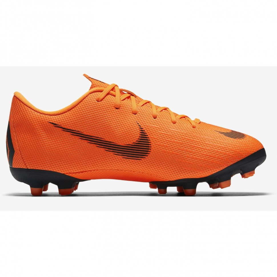 look good shoes sale differently arriving Nike Fussballschuhe Mercurial Vapor XII Academy MG Kinder orange