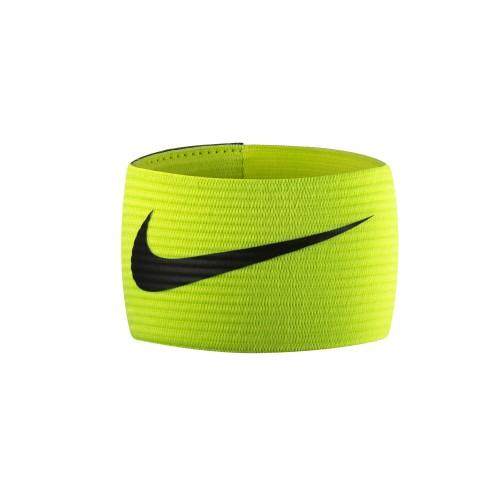 Nike Kapitänsbinde neongelb