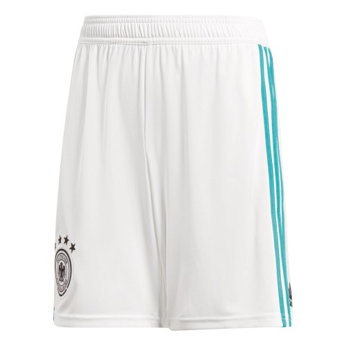 Adidas DFB Shorts Away Replika Kids white