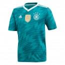 Adidas DFB Away Jersey Replika blue green