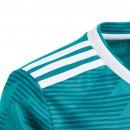 Adidas DFB Auswärtstrikot Replika blaugrün
