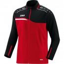 Jako Competition 2.0 presentation jacket black/red