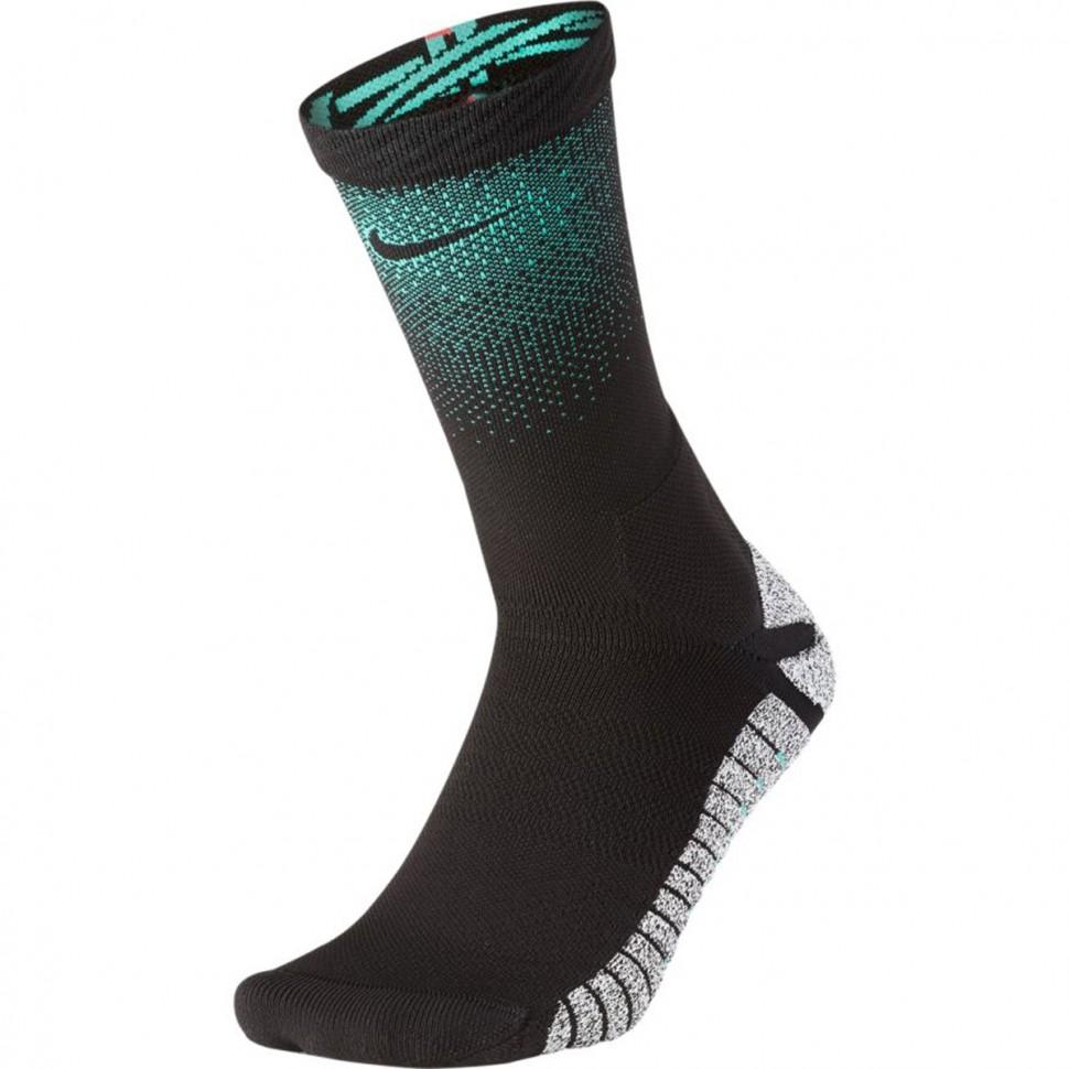 Nike Crew CR7 football socks black