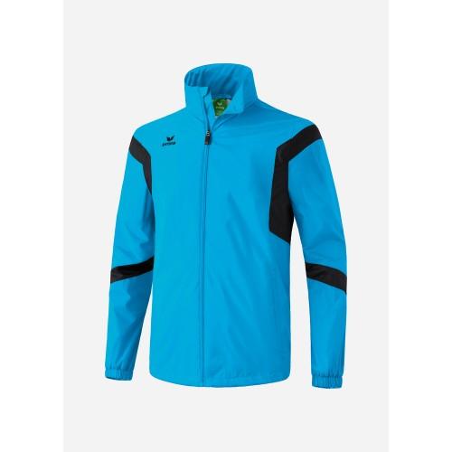 Erima Classic Team All Weather Jacket turquoise/white