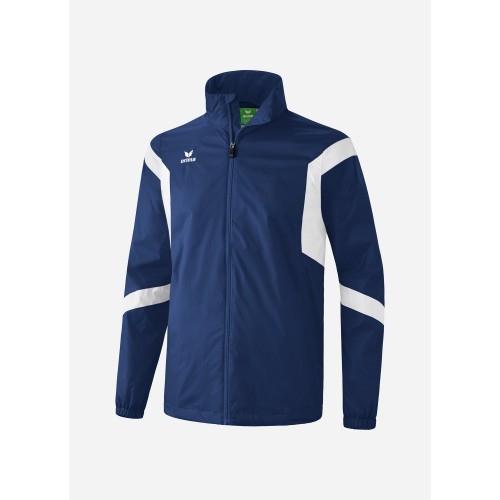 Erima Classic Team All Weather Jacket navy/white