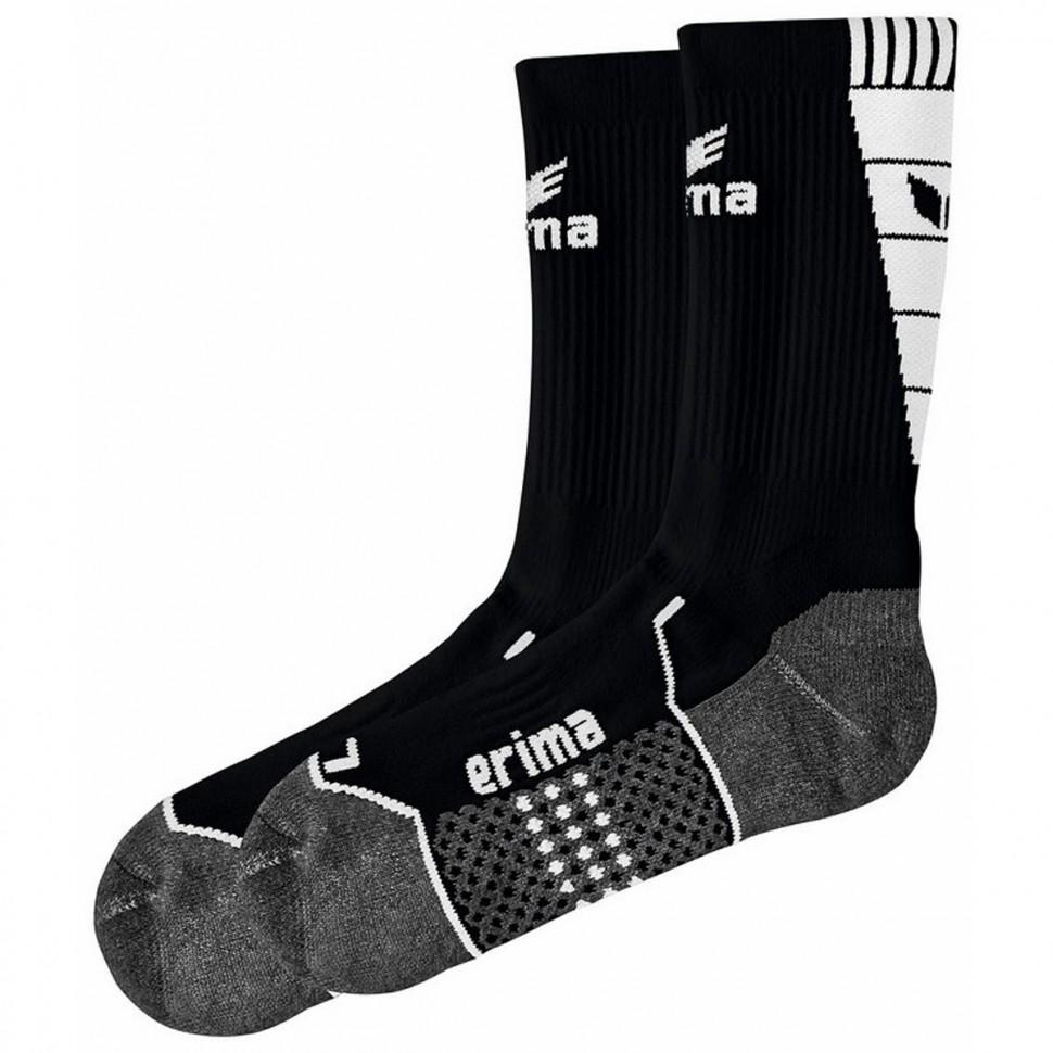 Erima Football Socks black/white