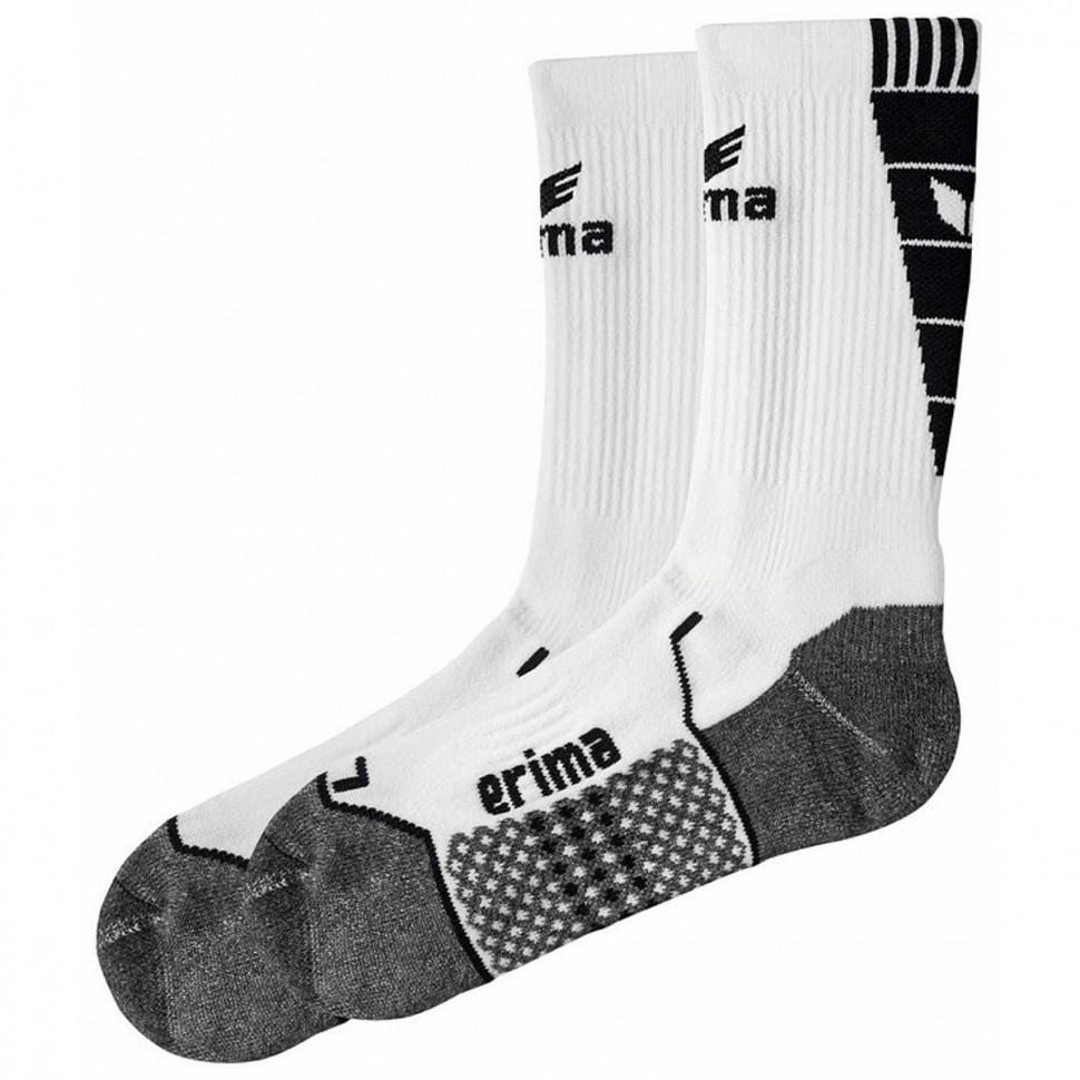 Erima Football Socks white/black