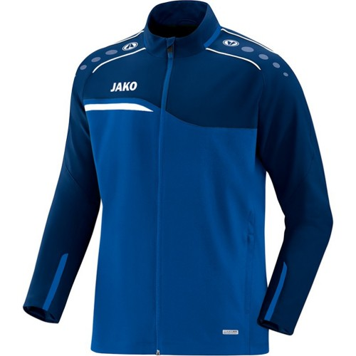 Jako Competition 2.0 Präsentationsjacke Kinder marine/royal