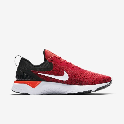 Nike Runningshoes Odyssey React red/white/black