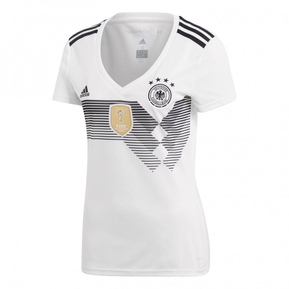 Adidas DFB Homejersey Women white