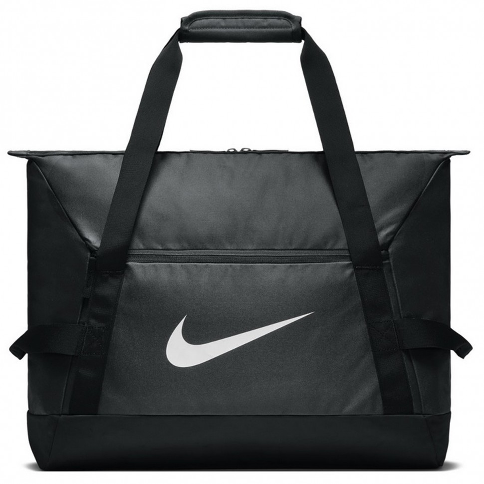 57b6d4a4dfaf2 Nike Sportsbag Club Team Duffel black medium ...