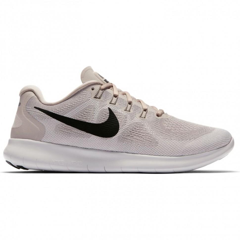 77881117d7c64c Nike Laufschuhe Free RN Damen sandgrau