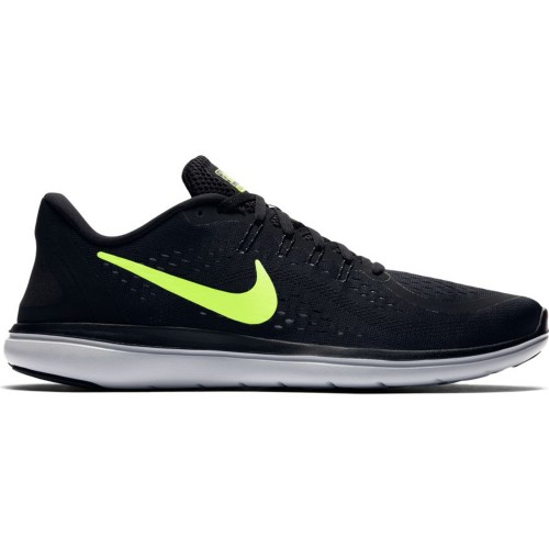 Nike running shoes Flex RN black/neonyellow