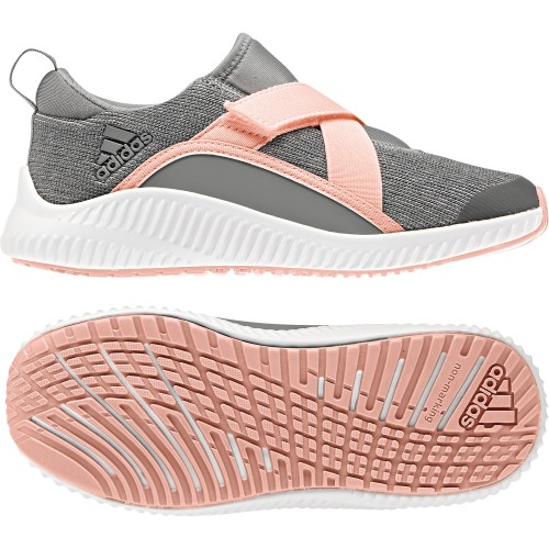 Adidas Leisure shoes Forta Run X CF Kids gray/rose