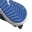 Adidas Freizeitschuhe Forta Run K Kinder navi/weiß