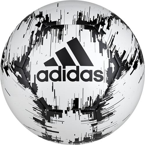 Adidas Fussball Glider II weiß/schwarz
