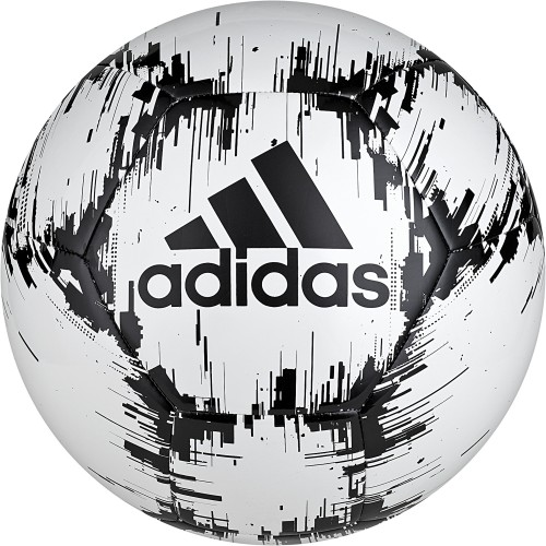 Adidas Soccer ball Glider II white/black