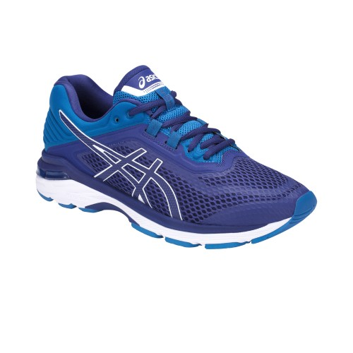 Asics running shoes GT-2000 6 blue/white