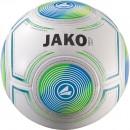 Jako Fussball Lightball Match 290g weiß/blau