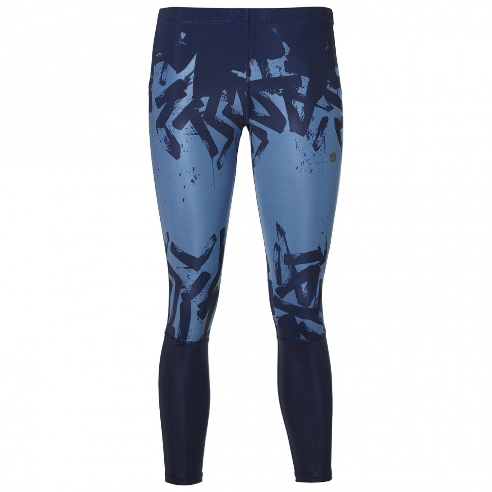 Asics 7/8 Trainingtight women gray/blue