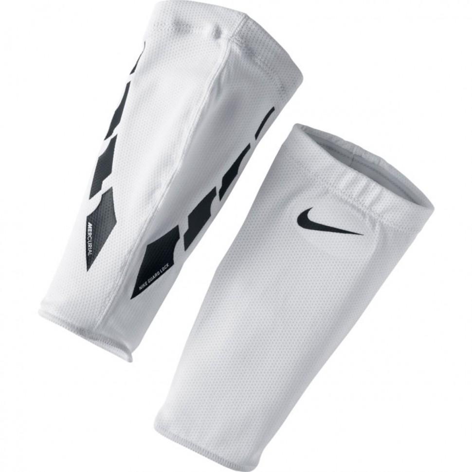 Nike Guard Lock Elite Fussball Sleeve schwarz
