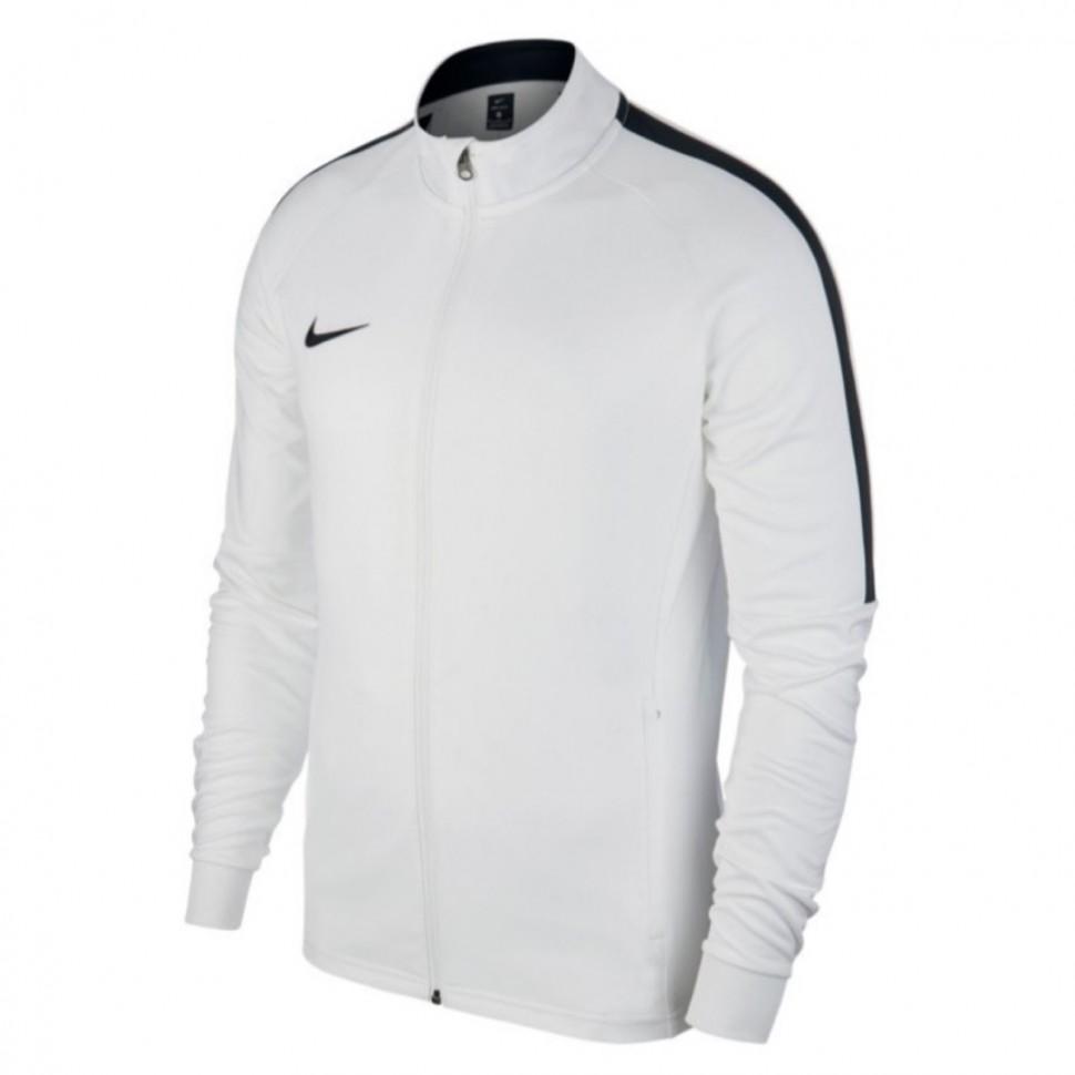 Nike Dry Academy18 Football Training Jacket white