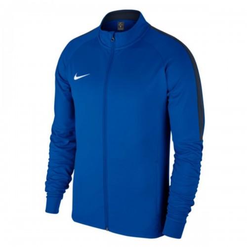 Nike Dry Academy18 Fussball Trainingsjacke Kinder royal