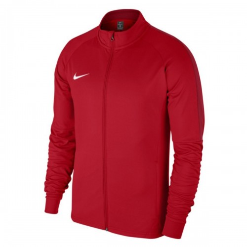 Nike Dry Academy18 Fussball Trainingsjacke Kinder rot