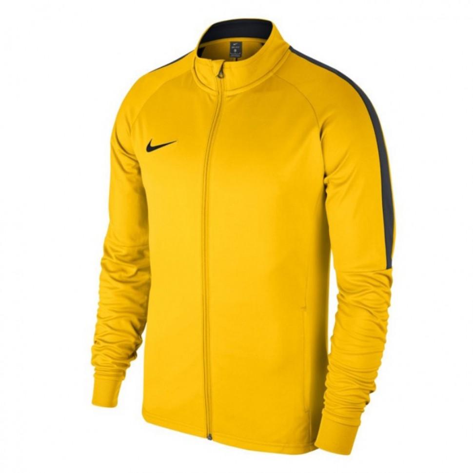 Nike Dry Academy18 Football Training Jacket Kids yellow