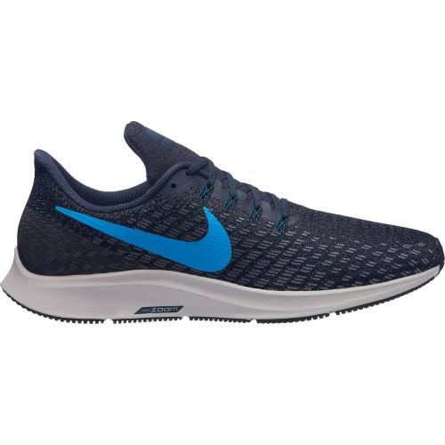 Nike Laufschuhe Air Zoom Pegasus 35 grau/royal