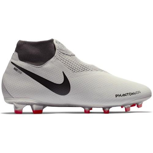 Nike football boots Phantom Vision Pro DF FG silver/red/black