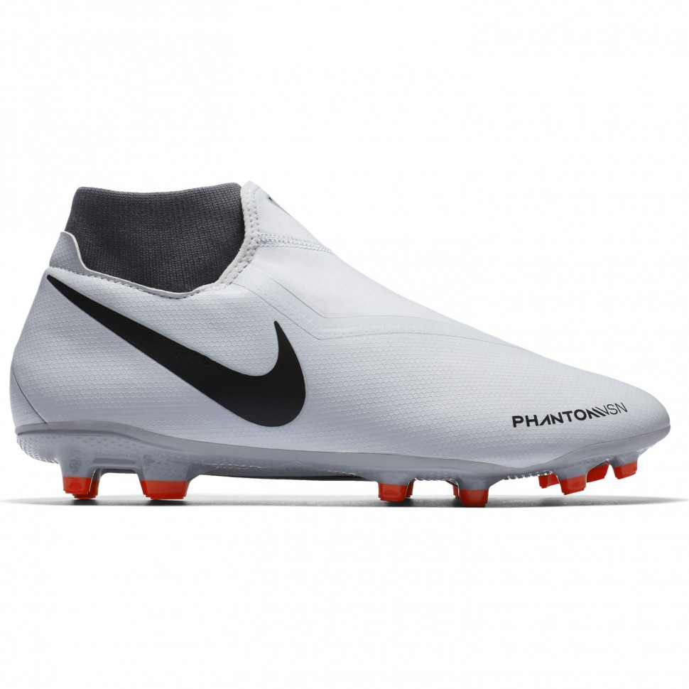 719349a99 Phantom Df Academy Mg Fussballschuhe Nike Silberrotschwarz Vision rxoBdCWe