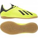 Adidas Indoor-Soccershoes X Tango 18.4 IN Kids yellow/black