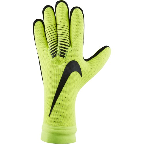 Nike Goalkeeper Gloves Mercurial Touch Elite yellow/black