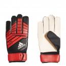 Adidas Torwarthandschuhe Predator Training rot/schwarz