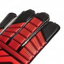 Adidas Goalkeeper Gloves Predator Training black/red