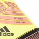 Adidas Torwarthandschuhe Predator Replique gelb/rot