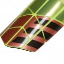 Adidas Schienbeinschonder X PRO gelb metallic/rot