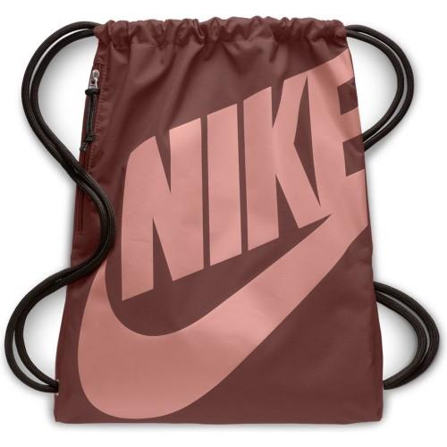 Nike Turnbeutel Heritage bordeaux