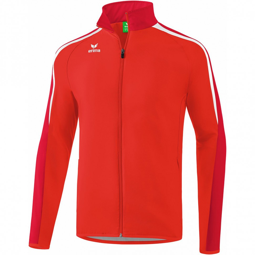 Erima Liga 2.0 Presentation Jacket red/white