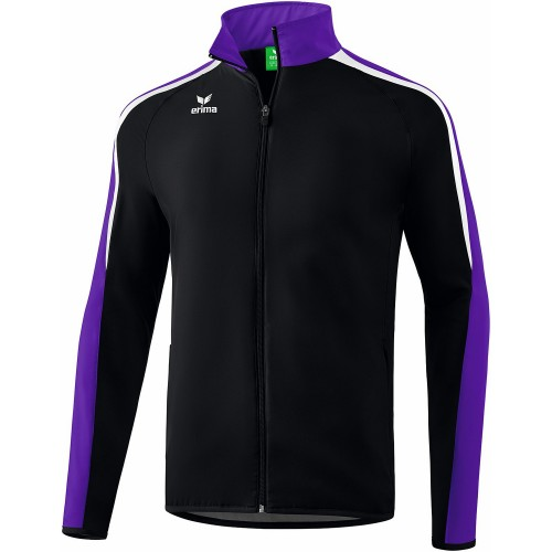 Erima Liga 2.0 Presentation Jacket black/violet