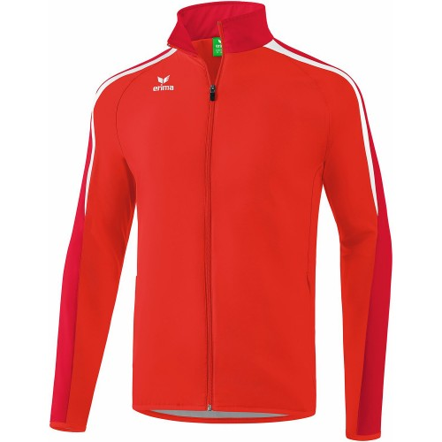 Erima Liga 2.0 Presentation Jacket Kids red/white