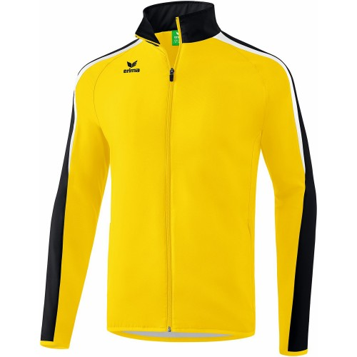 Erima Liga 2.0 Presentation Jacket Kids yellow/black