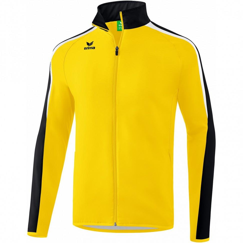 Erima Liga 2.0 Presentation Jacket Kids yellow/black