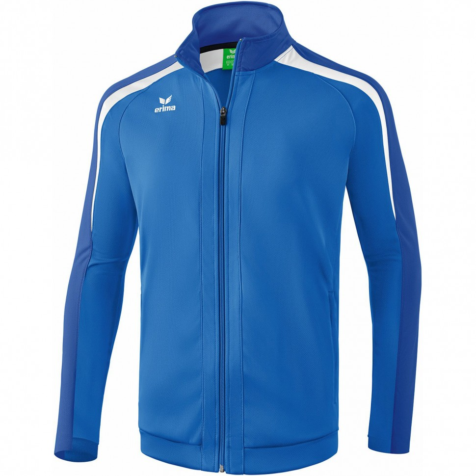 Erima Liga 2.0 Trainingsjacke royal/weiß