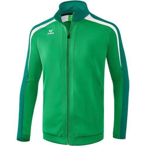 Erima Liga 2.0 Trainingsjacke grün/weiß