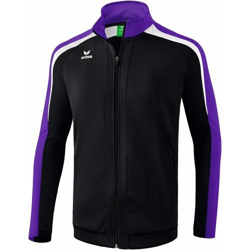 Erima Liga 2.0 Trainingsjacke schwarz/violet