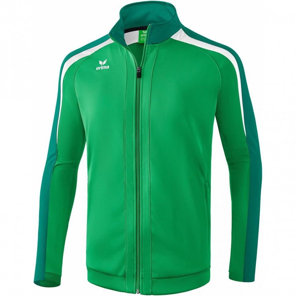 Erima Liga 2.0 Training Jacket Kids green/white