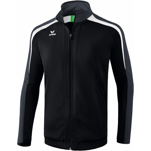 Erima Liga 2.0 Trainingsjacke Kinder schwarz/weiß